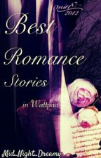 Best Romance Stories by Mid_Night_Dreamy