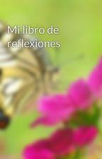 Mi libro de reflexiones by Figure26