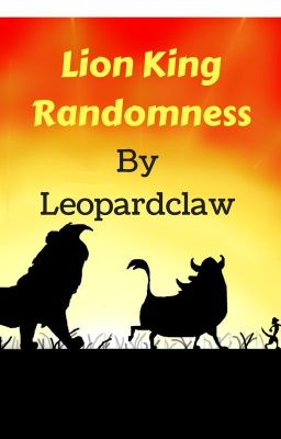 Lion King Randomness Book 1 By Leopardclaw Hyena Jokes