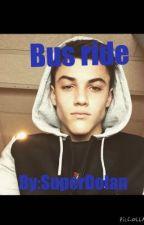 Bus ride (ethan dolan fan fic.) by SuperDolan