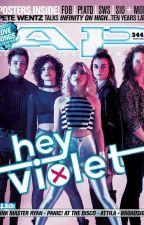 Letras de Hey Violet by TheDivineVeiler