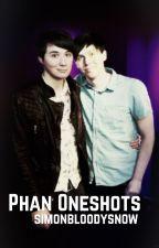 Phan Oneshots  by simonbloodysnow