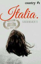 Italia  by siriusblack33