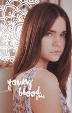 Young Blood [DEREK HALE BOOK 1] by grounderprincess