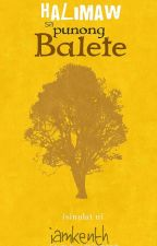 Halimaw Sa Punong Balete ( To Be Published ) by iamkenth