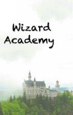 Wizard Academy by llamagirl3319