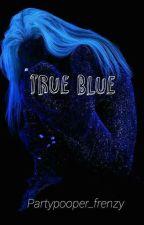 True Blue by partypooper_frenzy
