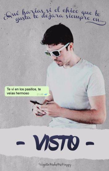 VISTO ✔✔  | WIGETTA (FANFIC)