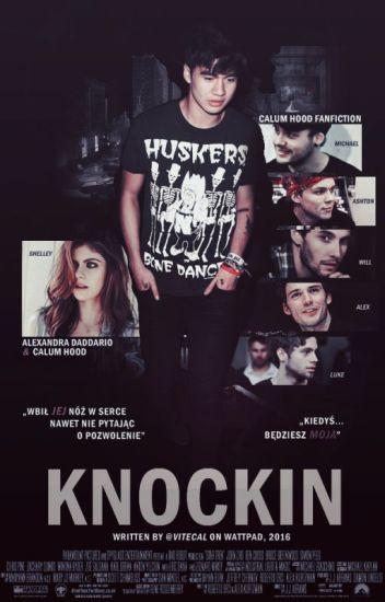 {zawieszone} knockin | calum hood