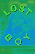 LOST BOY! ━ benny weir [ ✓ ] by rebelofeden
