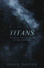 Titans by shayebay
