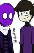 Fnaf Vincent and Scott by foxylover1234567890