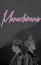 «monochrome» ;  myungjong by jongkeyftshinee