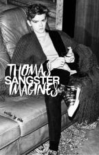 THOMAS SANGSTER IMAGINES by newtscarf