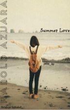 Summer Love♡ | Harold Azuara by jailen_lee