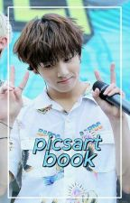 PicsArt Book  by btstrophxbia
