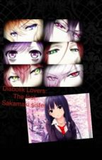 Diabolik lovers: the lost Sakamaki sister by two_fandoms
