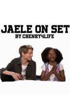 Jaele On Set by chenry4life