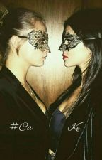 Cara x Kendall (CaKe fanfic) by xxRandomNonsense