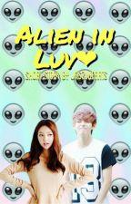 Alien In Love by JaszleHearts