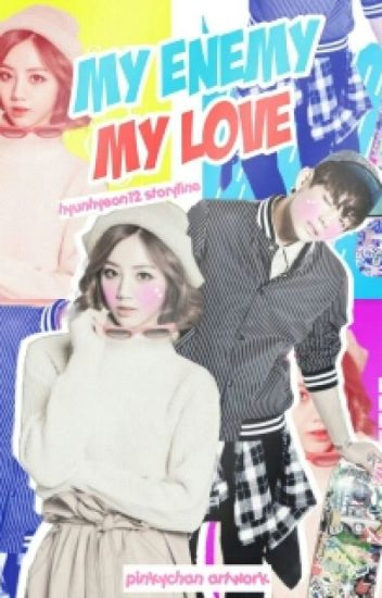 My enemy My love??! [BTS Fanfiction]