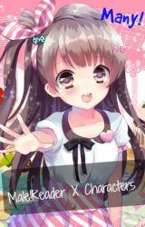 Many! [Male!Reader x Female!Characters] by Yuzasuke