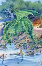 Dragons & Mermaids II by DragonRider4