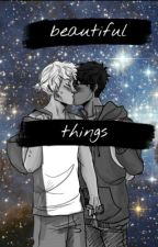 Beautiful Things - Solangelo by solangelol