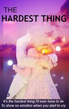THE HARDEST THING: A Maine - Alden FanFiction [AlDub/MaiDen] by annetheepathyka