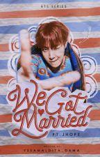 We Got Married (Jung Hoseok) by YssaMaldita_Dama