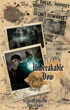 Unbreakable Vow DRARRY  by kriptoMikey1998