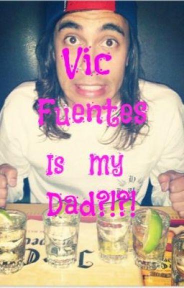 Vic Fuentes Is My Dad?!?!