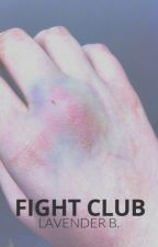 fight club. lh ; mc. by heroinisms