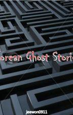 Korean Ghost Stories by NobelBerry