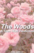 The woods    Scott McCall [A.U] by frida_saldivar