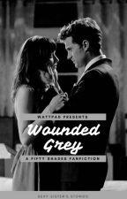Wounded Grey by greyfanclub