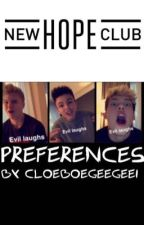 New hope club preferences by cloeboegeegee1