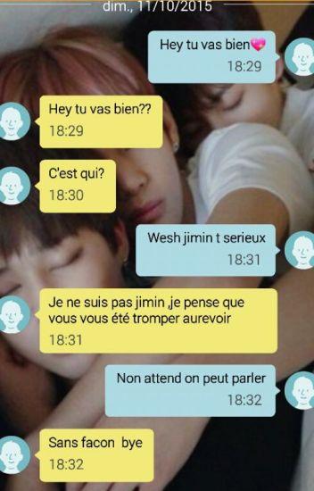 text me (fanfic bts)[Pause]