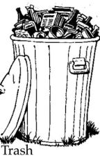 Trash by blessthisstory