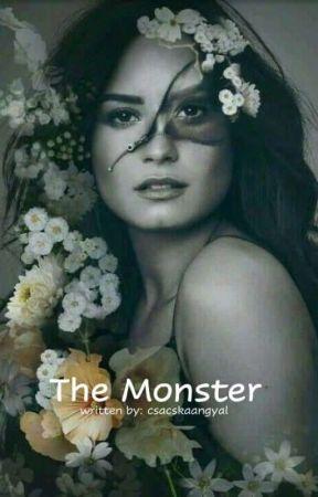 The Monster  LassanFrissül  by AcaciaButera