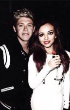 Black Magic //Niall Horan & Jade Thirlwall by Karolkasss