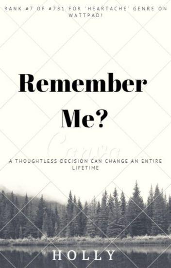 Remember me? (Teacher/Student)