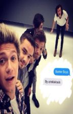 Banter Boys [1D group chat] by crinklelouis