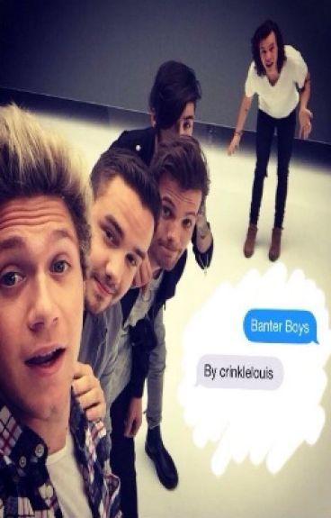 Banter Boys [1D group chat]
