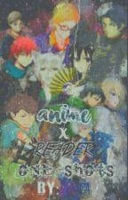 Anime X Reader One-Shots by makinishikinos