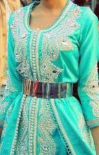 La chica del vestido verde by MusulmanaForever