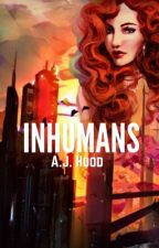 Inhumans by Alexjhood