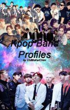 K-pop bands profiles by ChiMoKaiChim