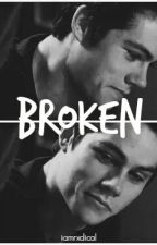 Broken. {Dylan O'Brien Fanfic} by sarcxstic-stiles