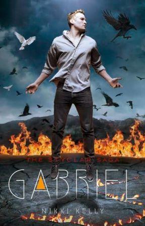 Gabriel (Book2 of The Styclar Saga) by NikkiKellyCreates